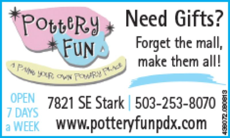 (Image is Clickable Link) Pottery Fun