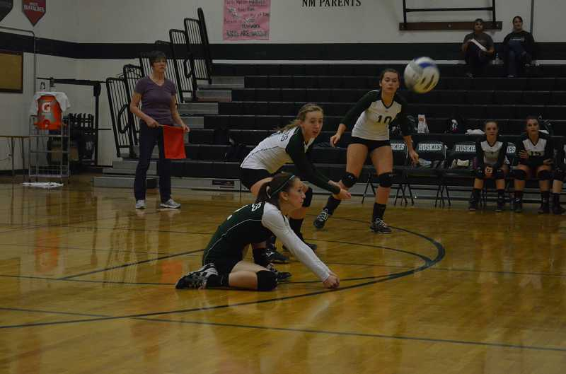 by: JEFF GOODMAN / FILE - The North Marion volleyball team enters the 2013 season vying for its first league win since 2011.