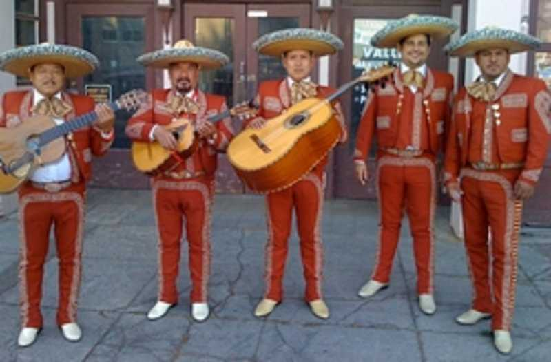 Mariachi Calavera will be the Music in the Stacks guest at the Canby Public Library Sept. 28.