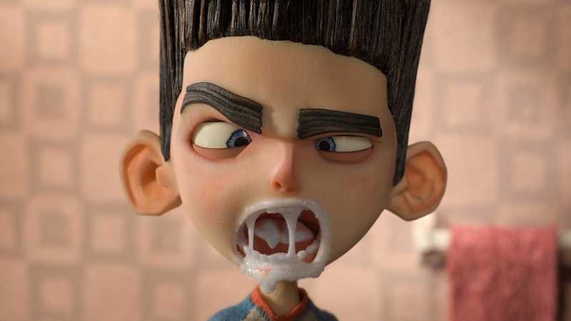 by: COURTESY PHOTOS: WALTERS CULTURAL ARTS CENTER - LAIKA's ParaNorman was brought to life through a laborious process.