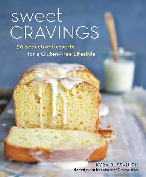 'Sweet Cravings' may be the book that gets people across the country to try nongluten baking.