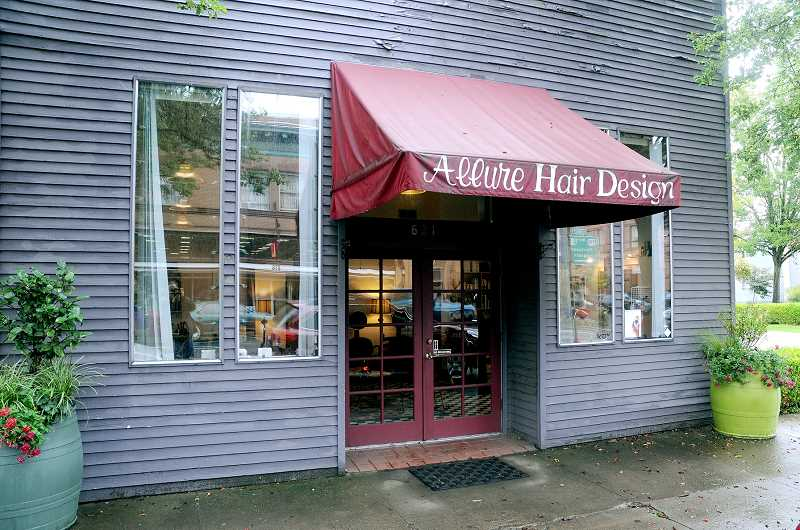 by: GARY ALLEN - After raising more than $30,000, Newberg Bakery will open at 621 E. First St. where Allure Hair Design currently resides. Bakery owners Brenda Burg and Bruce Bishop hope to open early November.