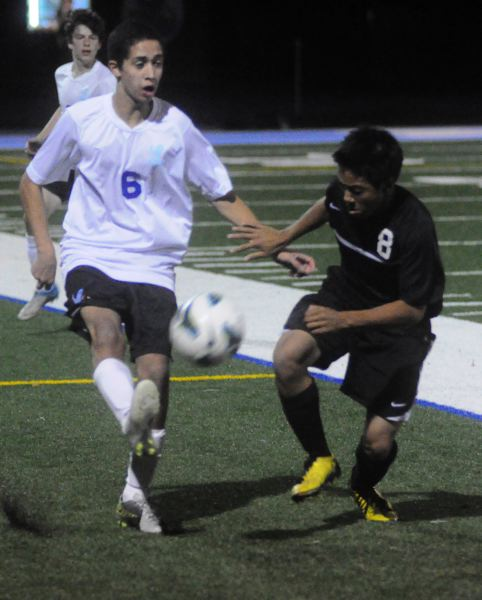 by: MATTHEW SHERMAN - Lakeridge midfielder Elesonso Cristobal will be one of the Pacers' most dangerous players this year on a squad that hopes to make waves in the TRL.