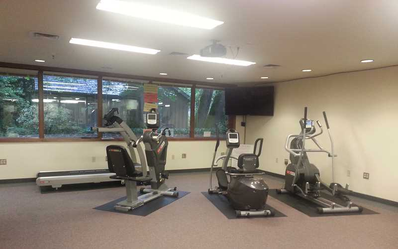 by: SUBMITTED PHOTO - The fitness center at the Lake Oswego Adult Community Center is available for members. Join today.
