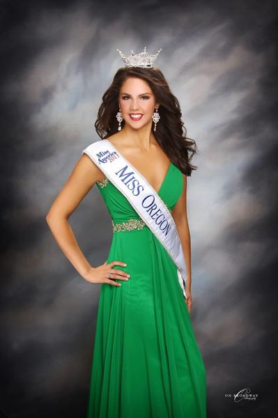 by: CONTRIBUTED PHOTO: MISS OREGON - COOK