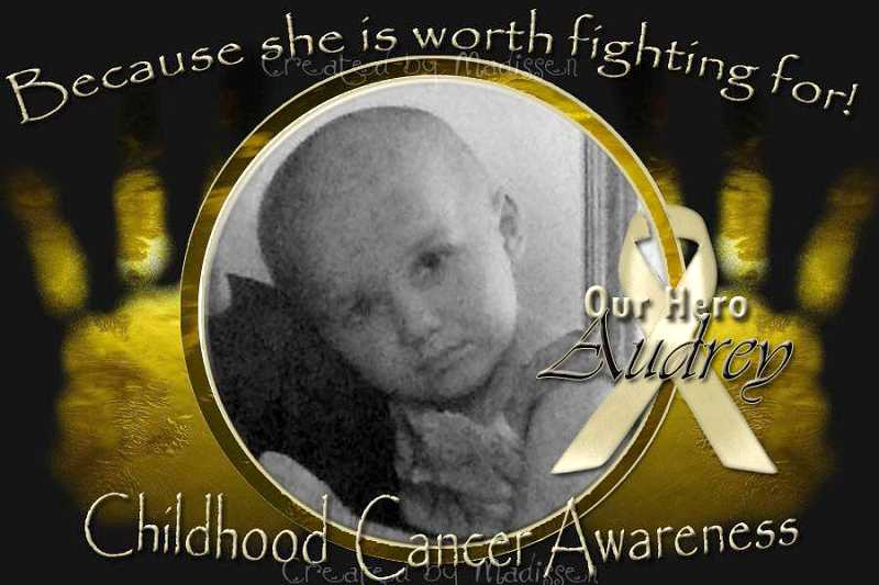 by: CONTRIBUTED - There are several upcoming fundraisers to raise money for Audrey's medical bills that aren't covered by insurance.