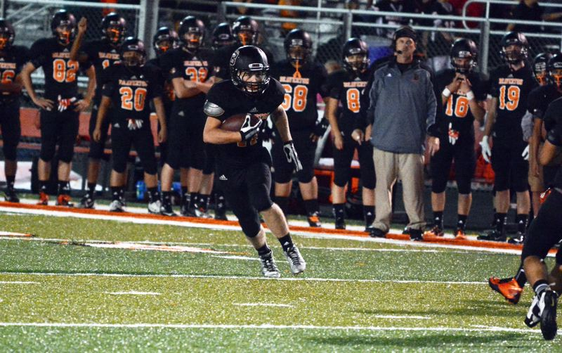 by: TIMES FILE PHOTO - Beaverton kick returner Eric Hurd and the Beavers will try to knock off Southridge in the Metro League opener on Friday.