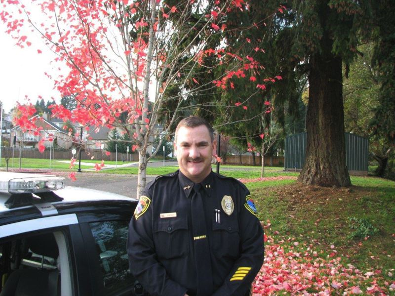 by: FILE PHOTO - Scappoose Police Chief Douglas Greisen