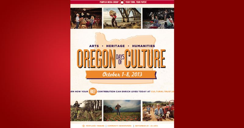 (Image is Clickable Link) by: PAMPLIN MEDIA GROUP - Days of Culture 2013