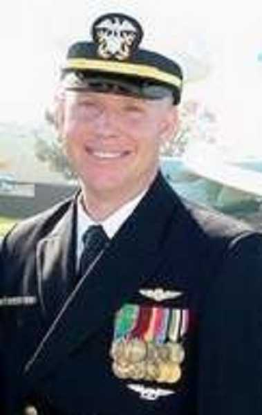 by: SUBMITTED PHOTO - Chief Warrant Officer Jonathan Gibson died Sept. 22.
