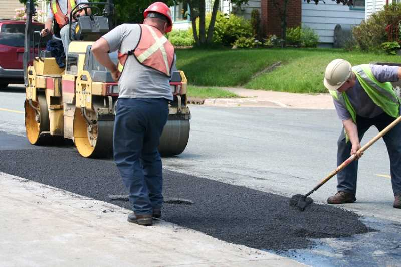 by: SUBMITTED  - The city's 2013 road project is nearly complete, and planning for 2014 work will begin this fall.