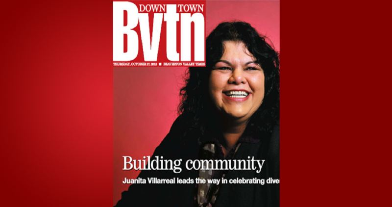(Image is Clickable Link) by: PAMPLIN MEDIA GROUP - Downtown Bvtn Magazine - October Edition