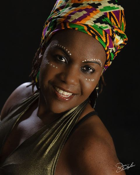 by: SUBMITTED PHOTO - Loveness Wesa of Portland will perform dance and vocals from her native Zimbabwe this Saturday at the Frog Pond Fall Jazz Festival.