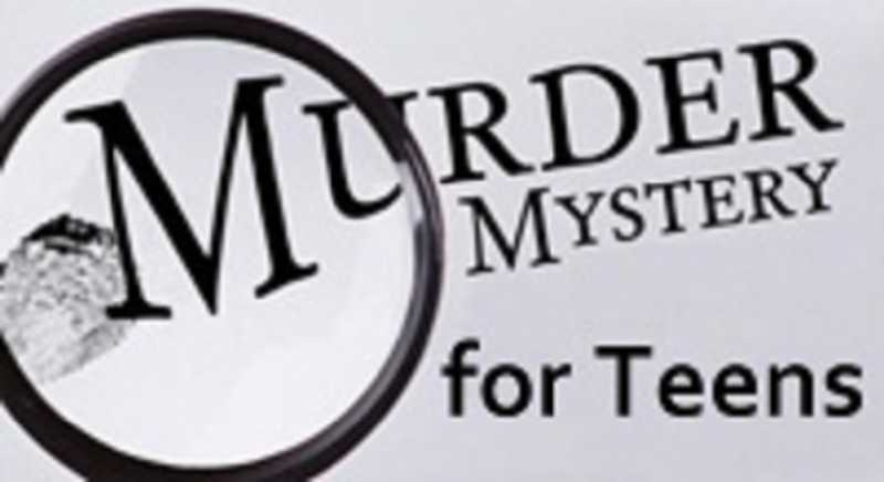 The Wilsonville library is sponsoring a murder mystery for teens Oct. 25.