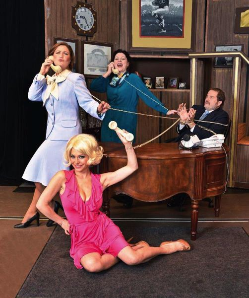 by: COURTESY OF PAUL S. FARDIG - Stumptown Stages season opens with the 9 To 5: The Musical, the womens workplace comedy based on the 1985 film with Dolly Parton. It runs Oct. 24 to Nov. 10 at Brunish Theatre.