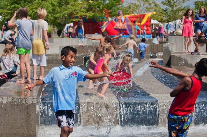 by: SPOKESMAN PHOTO: JOSH KULLA - Fun in the Park and other large events have already been used to bring thousands of people to the citys parks and businesses. Now a city task force is looking for ways to turn tourism into a sustainable local industry.