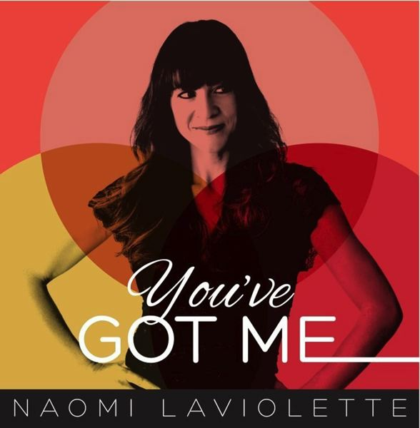 by: SUBMITTED PHOTO: NAOMILMUSIC.COM - Wilsonville singer-songwriter Naomi LaViolette is celebrating her second solo record, Youve Got Me, with a release show Friday in Portland.