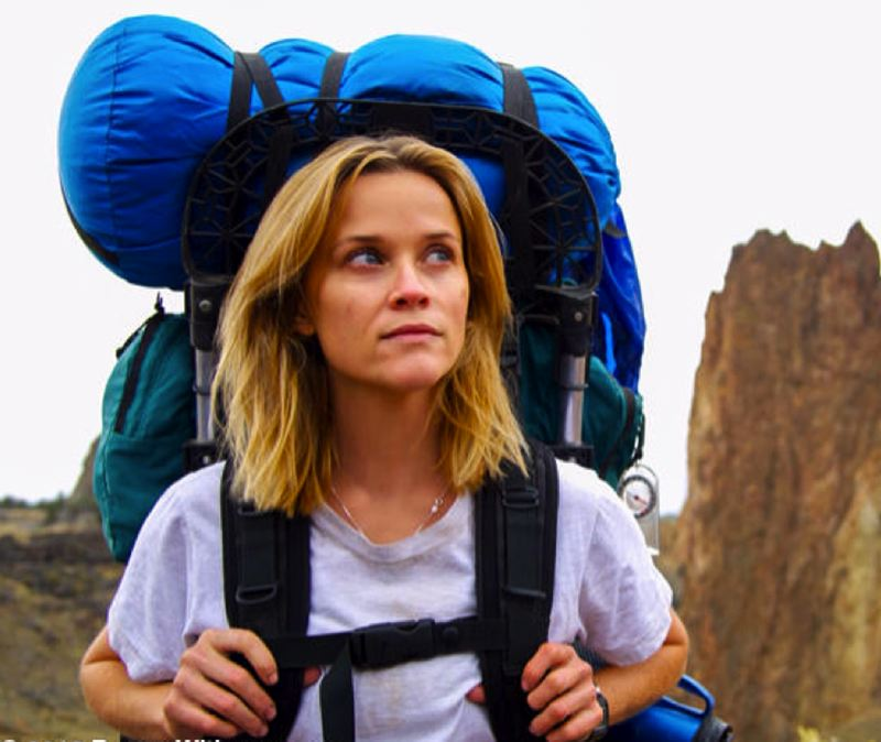 by: PHOTO COPYRIGHT 2013: REESE WITHERSPOON  - Reese Witherspoon plays Cheryl Strayed in the film Wild, based off Strayeds popular memoir.