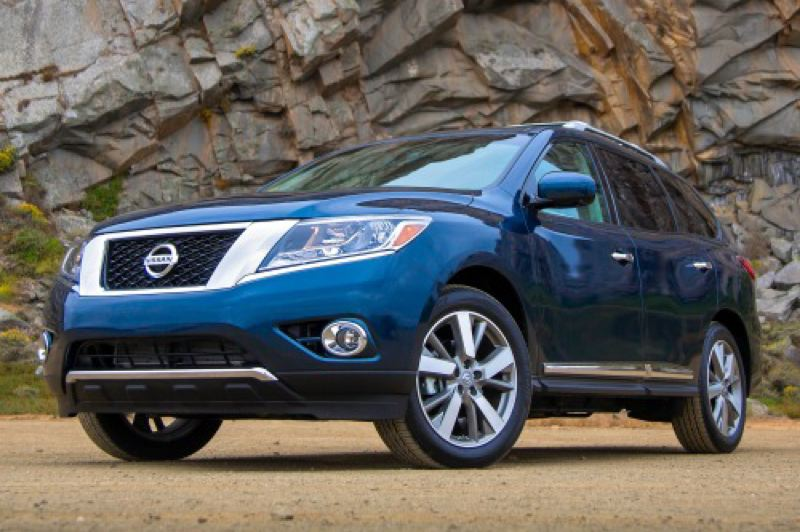 by: NISSAN MOTOR COMPANY - The all-new 2014 Nissan Pathfinder is better suited for most buyers now.