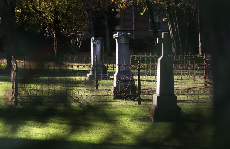 by: PAMPLIN MEDIA GROUP: JIM CLARK - Do ghosts hang around after their corporal bodies are long departed? Well, cemeteries would be the logical place for hauntings, like local pioneer cemeteries in Gresham