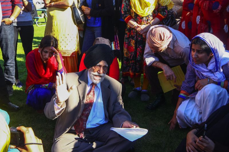 by: COURTESY OF RAVLEEN KAUR - A century after the Ghadar movement took root in Astoria, Beavertons Arjit Singh sat in a grassy park near the Columbia River, talking about his fathers experiences in the push for Indias independence.