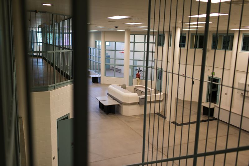 Pamplin Media Group Cautionary Tales For Columbia County Jail