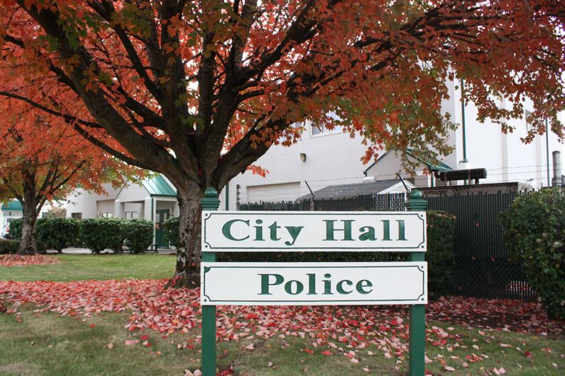 by: FILE PHOTO - Scappoose City Hall and The Scappoose Police Departent