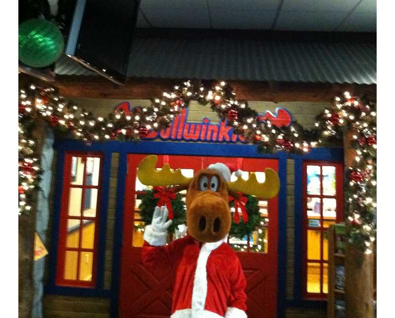 by: SUBMITTED PHOTO - Join the city in its first Reindeer Romp and Bullwinkle Bash on Dec. 14.