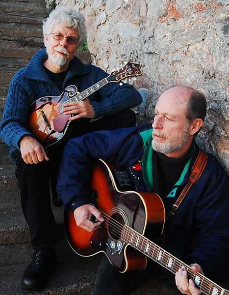 by: COURTESY PHOTO - Paul Barrere and Fred Tackett perform Nov. 16 at Pacific University