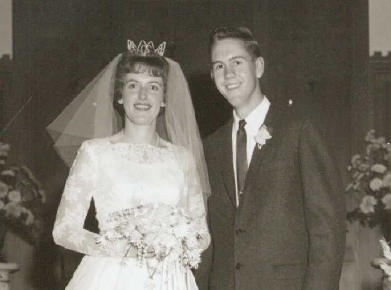Dennis and Mary Weber
