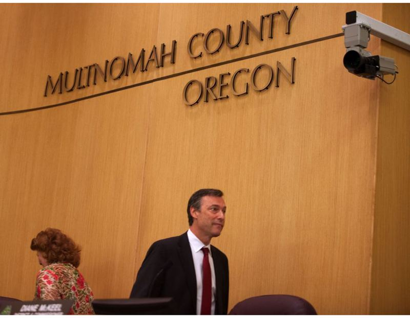 by: PORTLAND TRIBUNE: JONATHAN HOUSE - A state Department of Justice investigation into allegations against former County Chair Jeff Cogen ended Friday without any charges being filed. Cogen left office this summer after an affair with a co-worker was uncovered.