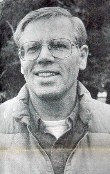 by: ESTACADA NEWS ARCHIVE PHOTO - In 1993 the Estacada News ran a front page interview with Dick Scott on his work as a silviculturist with the Zigzag Ranger District in the Mt. Hood National Forest. Scott told the paper of the forests he had seen during a recent trip to Russia with his son.