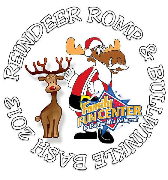 by: SUBMITTED - The Reindeer Romp and Bullwinkle Bash will be held Dec. 14 and includes a kids dash, 5K fun run/walk and loads of fun.