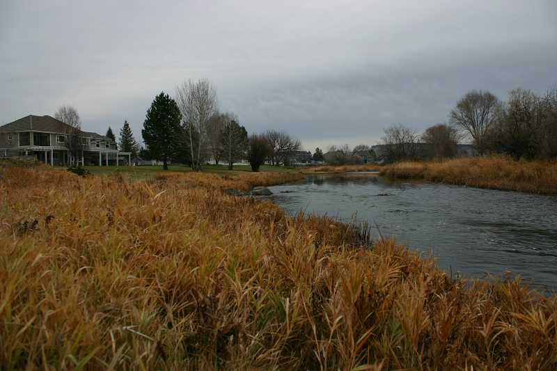 by: JASON CHANEY - Among the concerns raised by City Councilor Steve Uffelman regarding the trail map, is that a proposed trail along the Crooked River would force pedestrians to walk in the backyards of Meadow Lakes Drive residents.