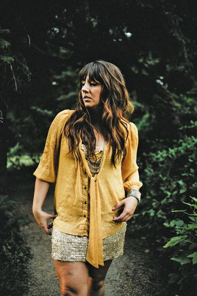 by: COURTESY OF PORTLAND SOUNDCHECK - Sarah Billings will share the Portland Soundcheck stage with her band La Familia. She plans a new album in 2014; meanwhile, you can hear her on PRP.fm, the Portland Radio Project site.