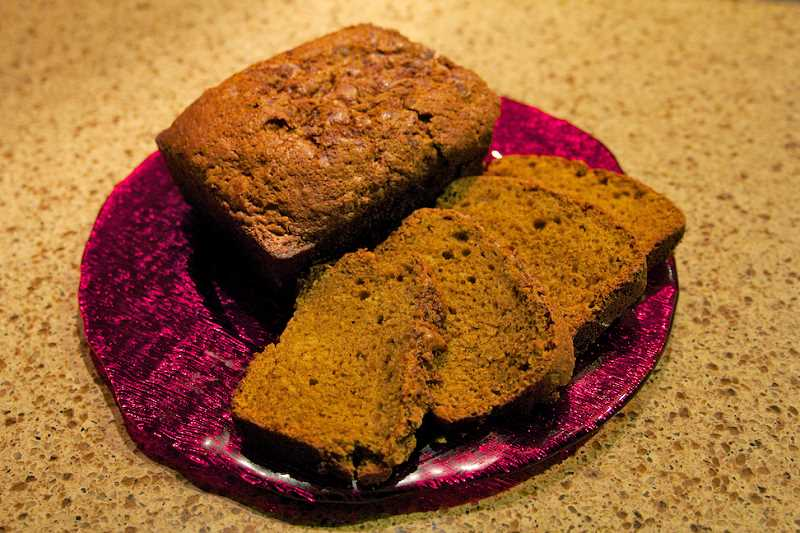 by: DAN PRED - Pumpkin spice gingerbread is one example of a simple yet delicious contribution to anyone's Thanksgiving dinner, according to food columnist Kristy Kummer-Pred.