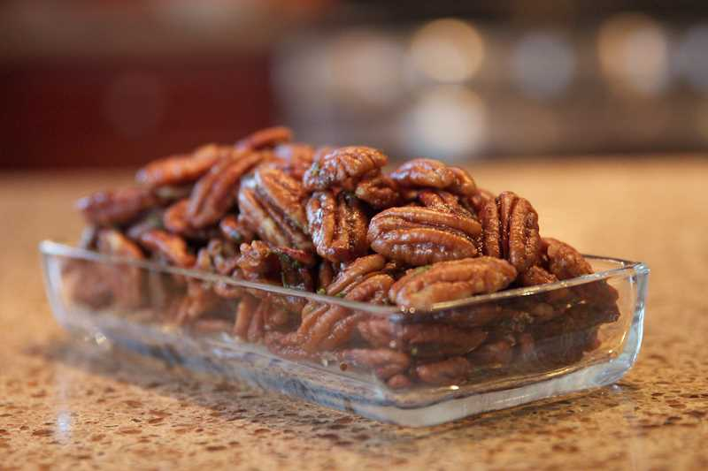 by: DAN PRED - Sweet and spicy pecans is one example of a simple yet delicious contribution to anyone's Thanksgiving dinner, according to food columnist Kristy Kummer-Pred.