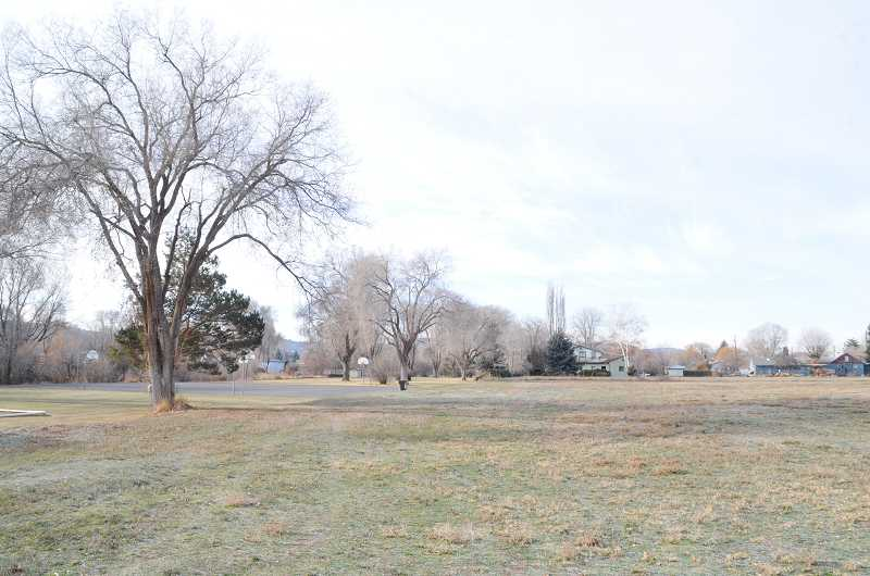 by: LON AUSTIN - This parcel of city-owned land, north of Ochoco Creek Park and west of Juniper Street, was the top choice given for the proposed bike park.