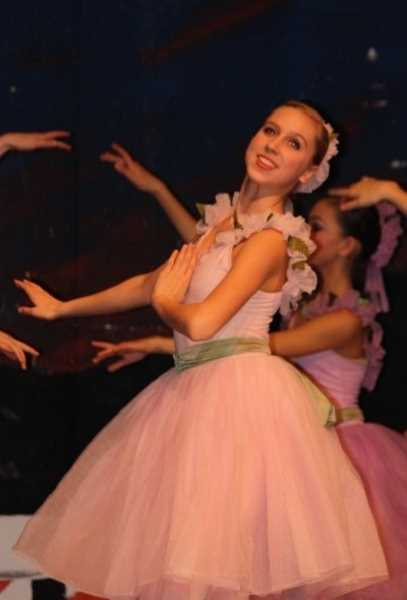by: SUBMITTED - A Willamette Ballet Academy dancer performs in a past production of 'The Nutcracker.'