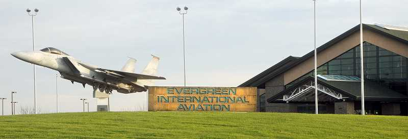 by: GARY ALLEN - Planes grounded - Evergreen International Aviation, located in McMinnville, has been in the spotlight after announcing they were closing operations, and then denying the Nov. 30 closure a day later. After no further word from the airline, its future is unclear.