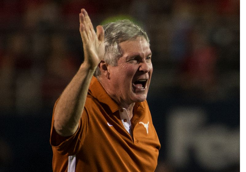 by: COURTESY OF UNIVERSITY OF TEXAS - MACK BROWN