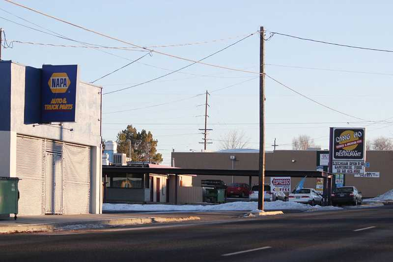 by: HOLLY M. GILL - Accesses, such as the three on Fourth Street to NAPA Auto Parts, Hometown Grounds and Ding Ho Restaurant, will be consolidated under ODOT's access management plan.
