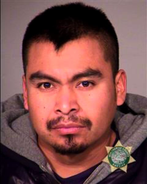 by: MULTNOMAH COUNTY SHERIFF'S OFFICE - Maubricio Mendez-Lopez
