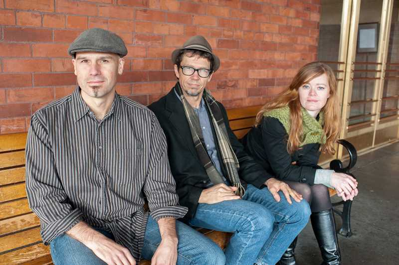 by: SUBMITTED PHOTO - The Story Road Band will perform Jan. 11 at 7:30 p.m. at Winona Grange, 8340 SW Seneca St., Tualatin. The three-piece band plays a blend of Irish, Scottish and American music. In advance, general admission tickets are $17 and veterans and students are $12. All tickets are $20 at the door. For more information, visit brownpapertickets.com/event/490077 or visit the bands website at storyroadband.com.