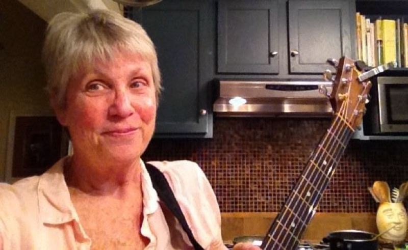by: CONTRIBUTED PHOTO - Suzan Lundy is one of four acts performing at Park Place Coffees Rockwood(Stock) festival Jan. 18.