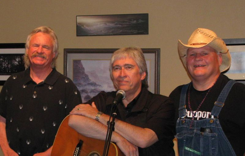 by: CONTRIBUTED PHOTO - The Grodie Brothers perform original and cover tunes.