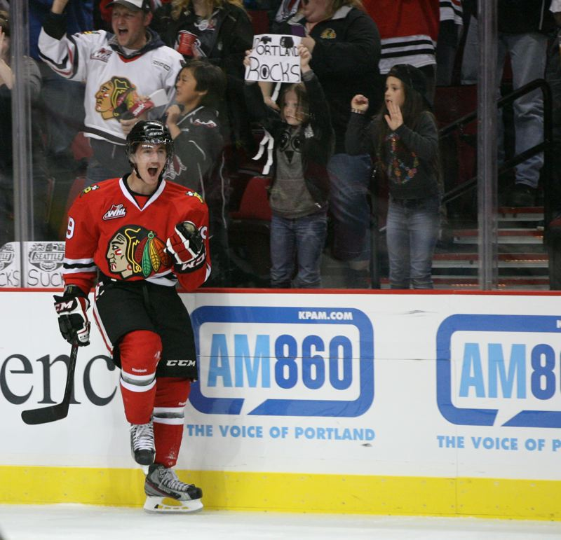 Nicolas Petan is among four players returning to the Portland Winterhawks' lineup Wednesday at Everett.