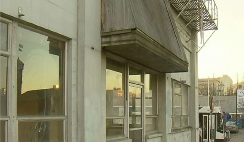 by: KOIN 6 NEWS - Plans to move the R2D2 homeless camp into this warehouse have fallen through.
