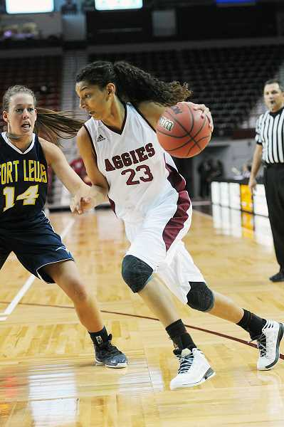 by: NEW MEXICO STATE SPORTS INFORMATION - Abby Scott, former Madras standout, is a sophomore at New Mexico State University in Las Cruces, N.M.