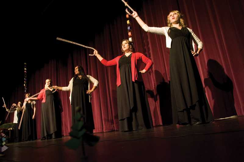 by: KEVIN SPERL - The Crook County High School's Jazz Choir will lend their voices to the 'Voices of Hope' concert in February, to benefit Central Oregon's Court Appointed Special Advocates (CASA).